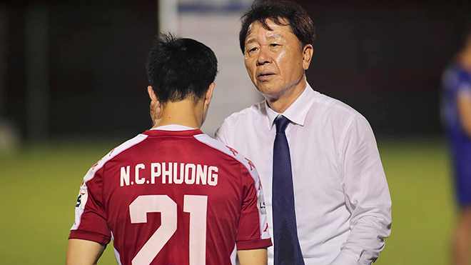 HLV Chung Hae-seong là cái tên được khá nhiều người hâm mộ bóng đá tại Hàn Quốc quan tâm