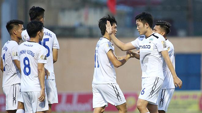 HAGL vừa có được chiến thắng quan trọng 1-0 trước Hà Tĩnh