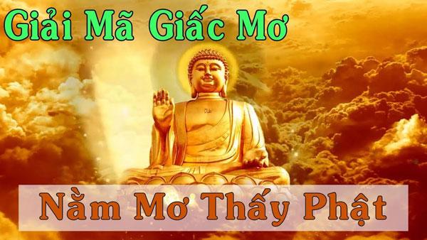 Giải mã mơ thấy Phật