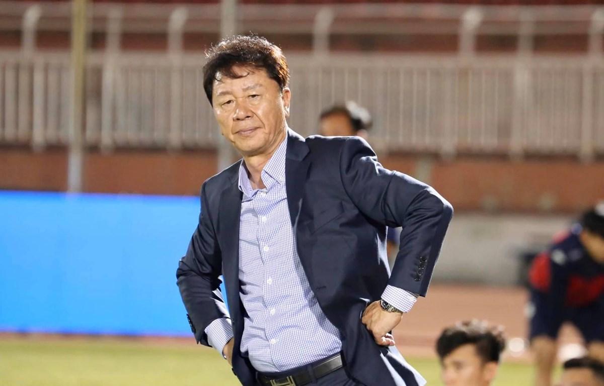 HLV Chung Hae-seong đã có những chia sẻ cùng tờ Yonhap
