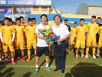 CLB Thanh Hóa muốn bỏ giải V-League vì gặp nhiều khó khăn