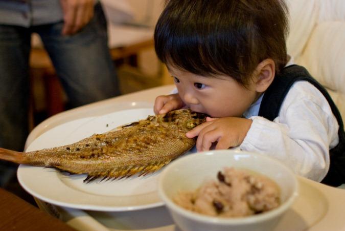 Mơ thấy ăn cá to