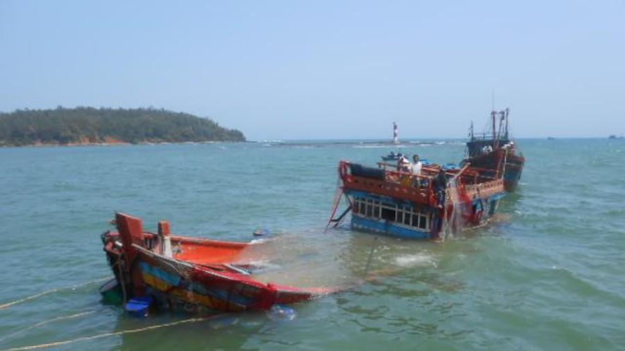 Mơ thấy thuyền bị đắm