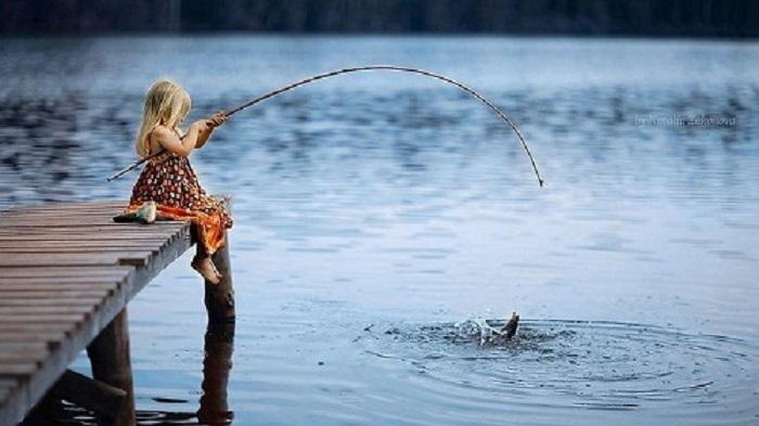 Mơ thấy câu được cá