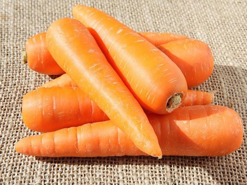 Mơ thấy củ cà rốt