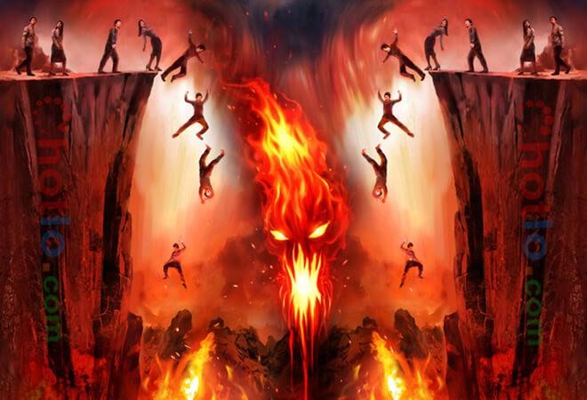 Mơ thấy địa ngục