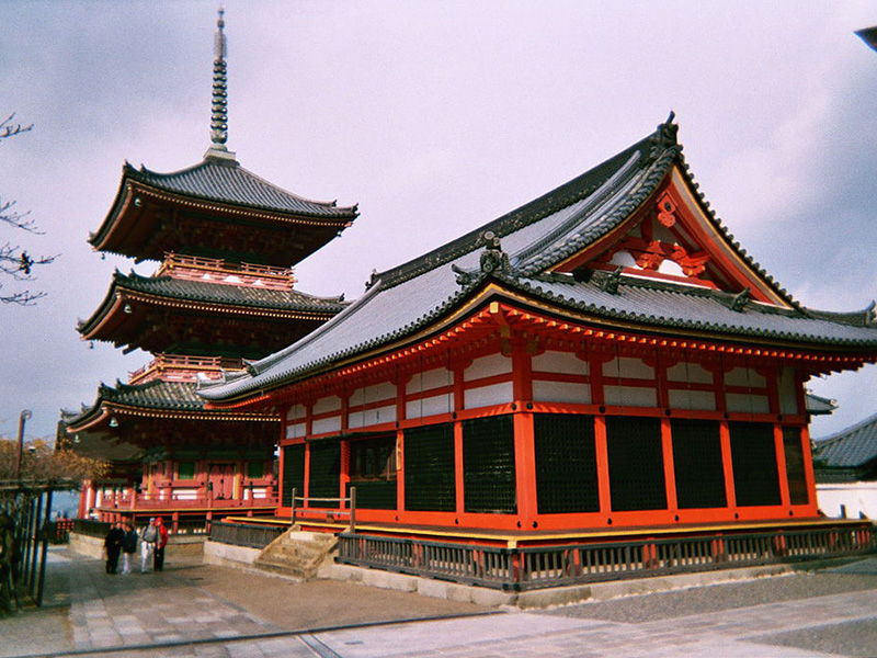 Mơ thấy đình chùa