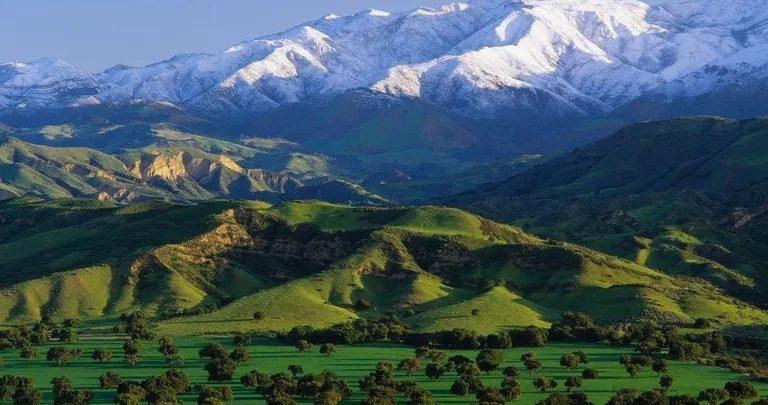 Mơ thấy đồi núi