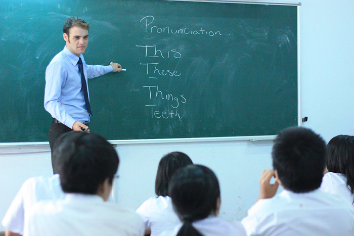 Mơ thấy giáo viên đang dạy học