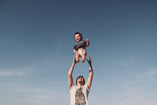 Mơ thấy hai bố con