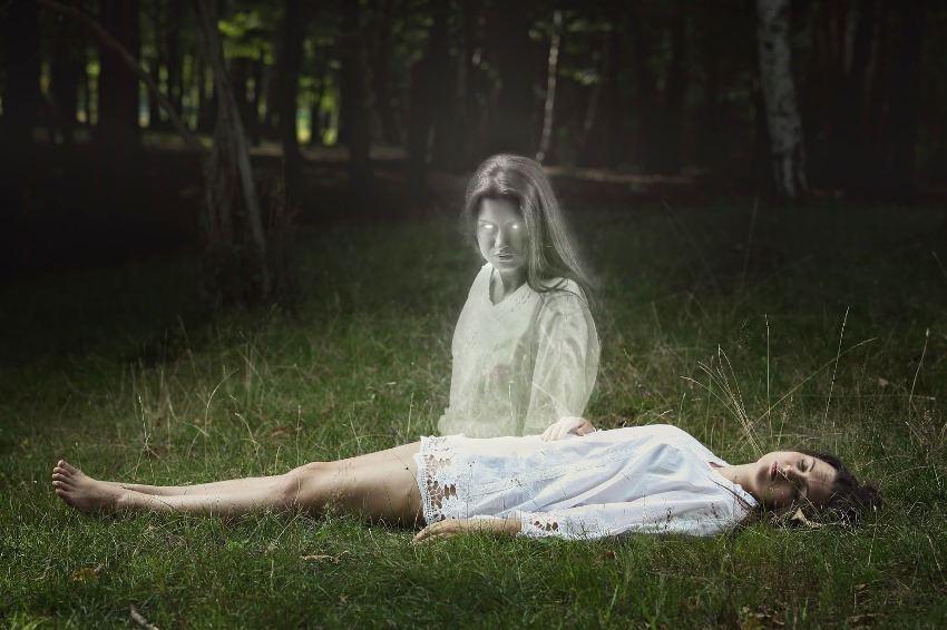 Mơ thấy hồn người đã chết