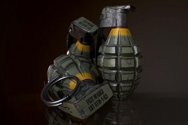 Mơ thấy lựu đạn