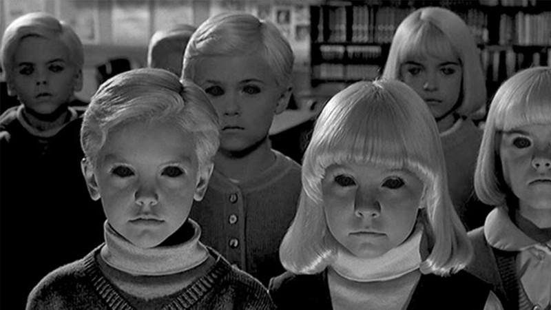 Mơ thấy ma trẻ con xuất hiện ghê sợ