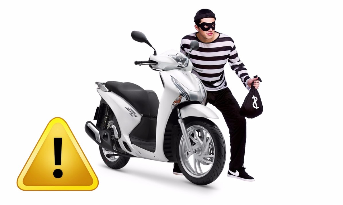 Mơ thấy mình ăn trộm xe máy của người nhà