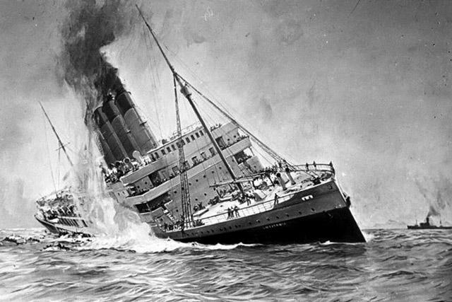 Mơ thấy mình đi trên tàu thuyền thì bị đắm