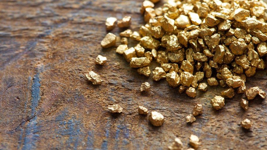 Mơ thấy mỏ vàng dưới sông