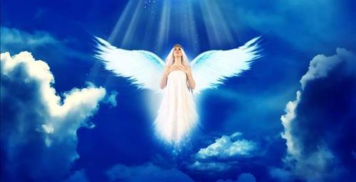 Mơ thấy một thiên thần có cánh