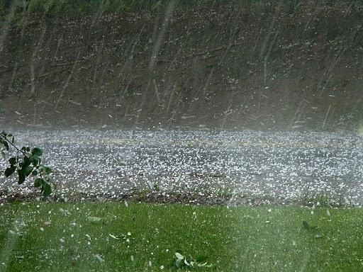Mơ thấy mưa rào