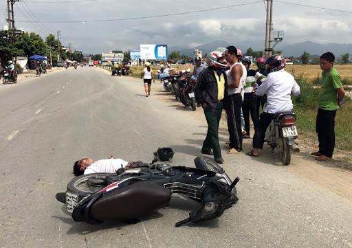 Mơ thấy người khác bị tai nạn xe máychết