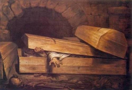 Mơ thấy nười thân chết đi sống lại