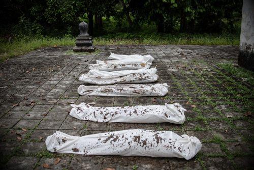 Mơ thấy nhiều xác chết
