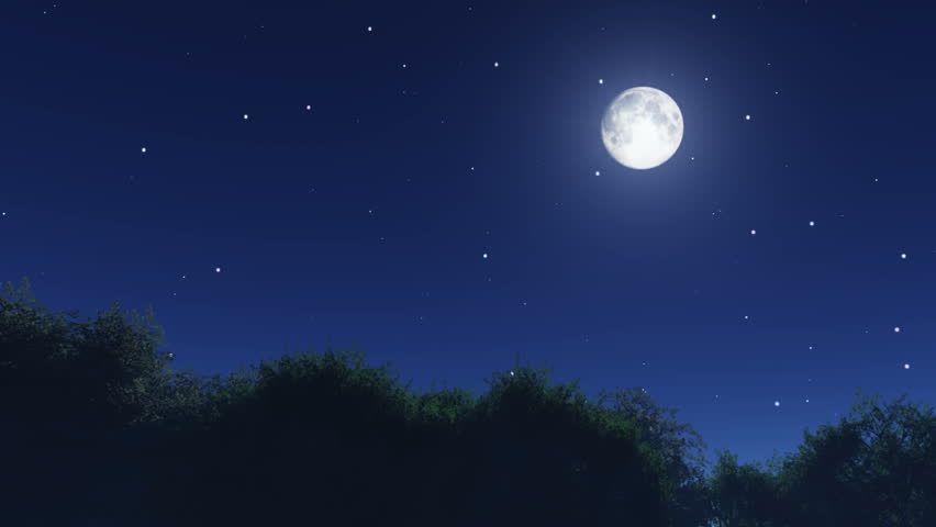 Mơ thấy những ngôi sao đang di chuyển trên trời