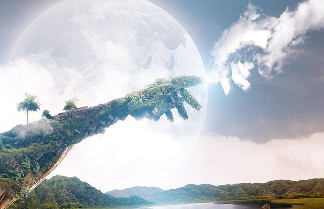 Mơ thấy ông Trời nhưng không thấy sự hiện hữu
