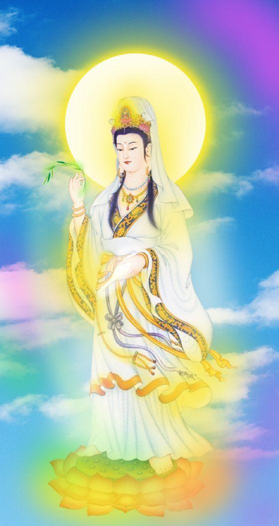 Nằm mơ thấy Phật Bà Quan Âm