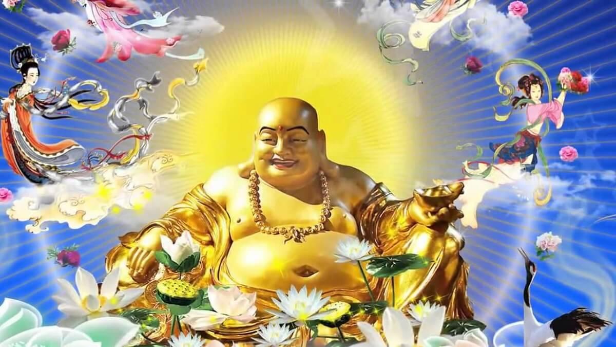 Mơ thấy Phật Di Lặc