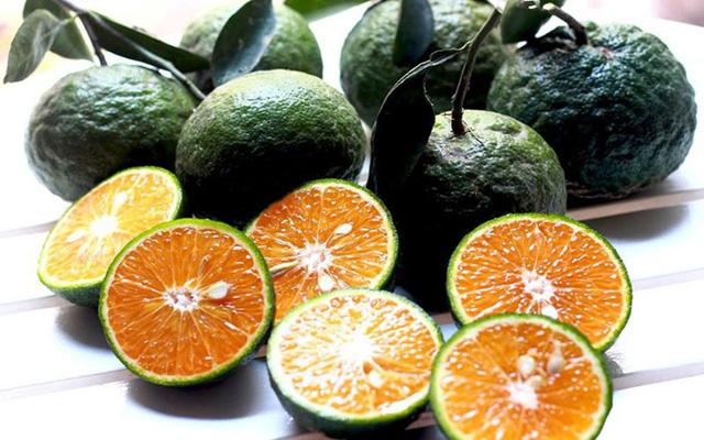 Mơ thấy quả cam màu xanh