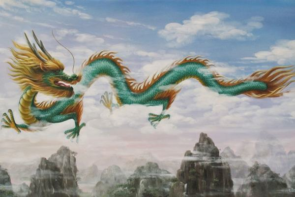 Mơ thấy rồng bay lên trời