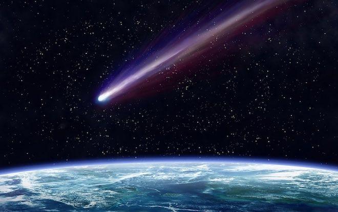 Mơ thấy sao chổi