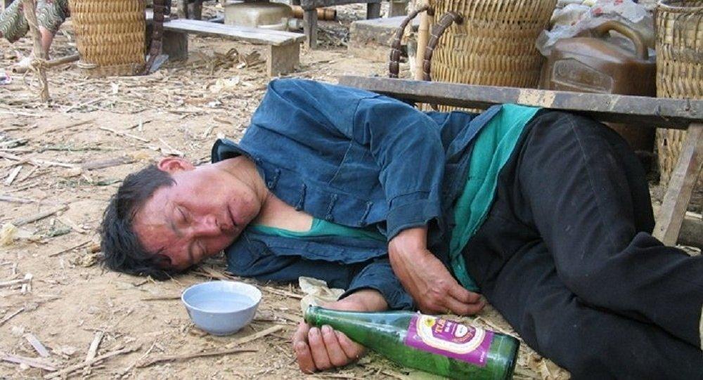 Mơ thấy say rượu