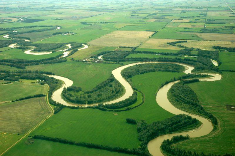 Mơ thấy sông ngòi