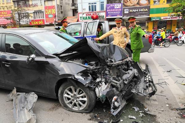 Mơ thấy tai nạn ô tô