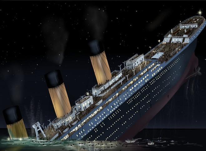 Mơ thấy tàu thủy chìm