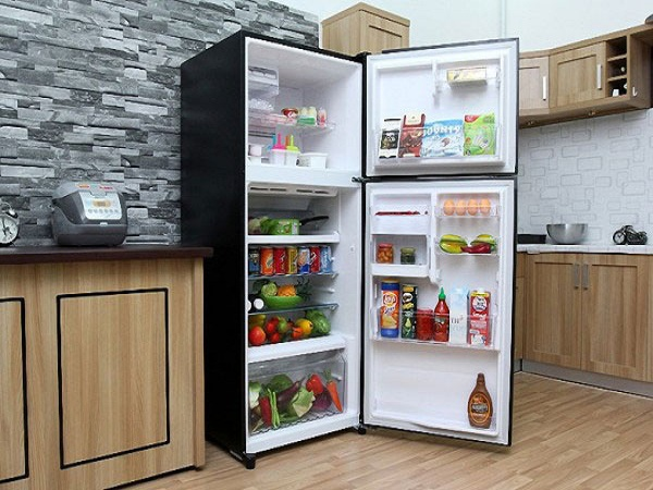 Nằm mơ thấy tủ lạnh có đầy đồ ăn bên trong