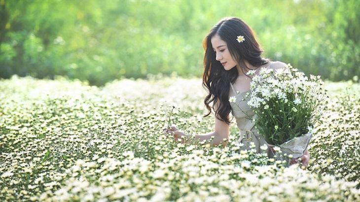 Mơ thấy vào vườn