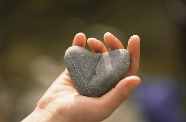 Mơ thấy viên đá nhỏ