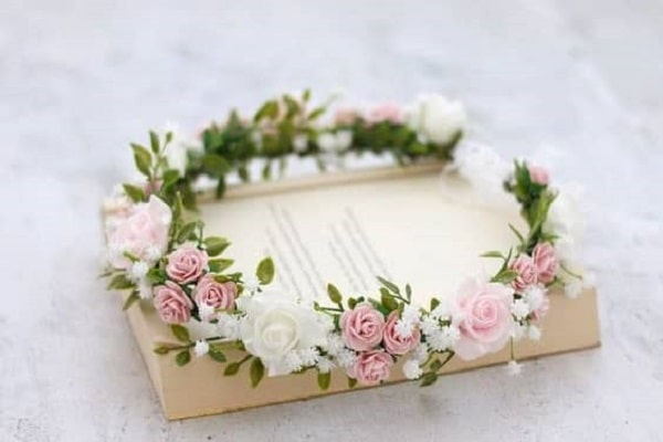 Mơ thấy vòng hoa