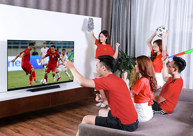 Mơ thấy xem đá bóng