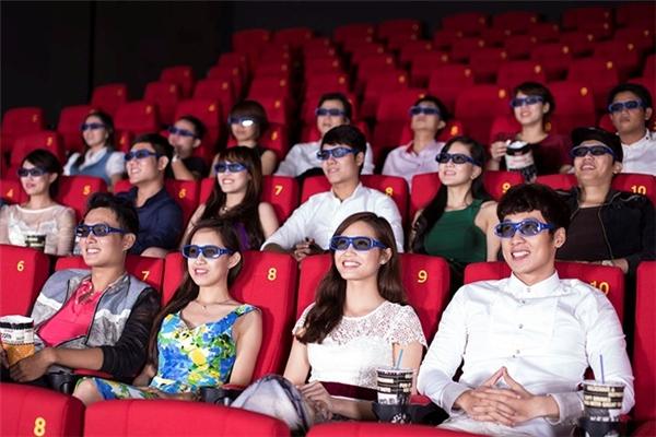 Mơ thấy xem phim