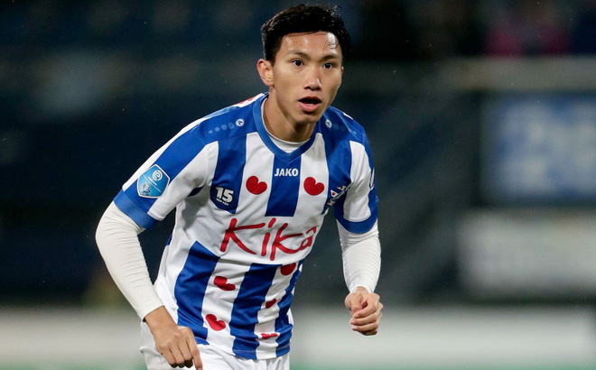 Heerenveen sắp chốt ngày quyết định hợp đồng của Đoàn Văn Hậu