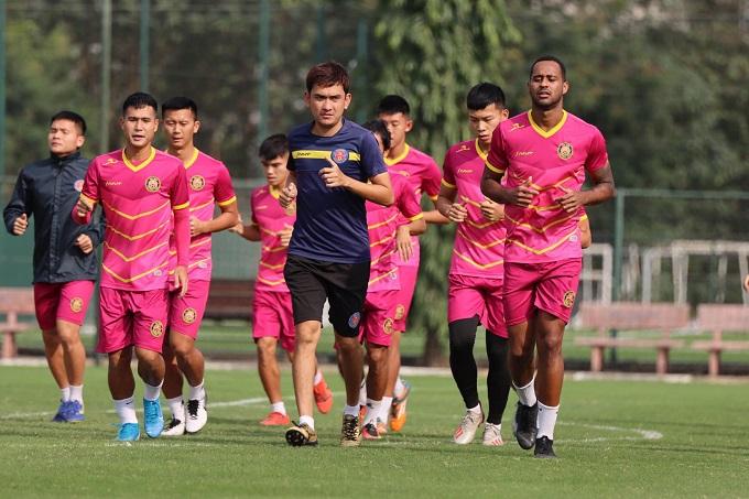 SLNA đề nghị trao chức vô địch cho Sài Gòn FC